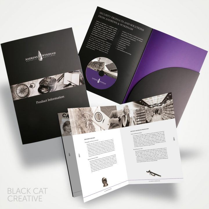 Brochure Design Basingstoke, Hampshire