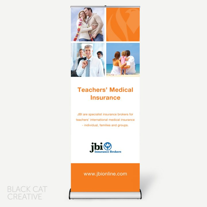 Pop-up Banner  Design and Production