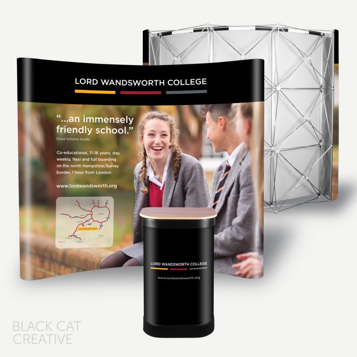 Exhibition Stand Design and Print