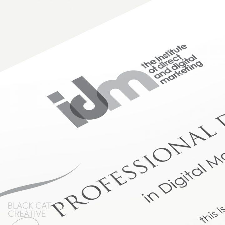 IDM Watermark